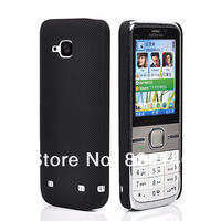Novel and unique THE PATRON SAINT OF PHONE PLASTIC NET HARD MESH HOLES SKIN CASE  FOR NOKIA C5 FREE SHIPPING