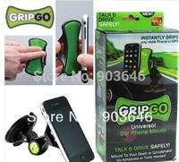 NEW GripGo Universal Car Mobile Cell Phone Mount GPS Hands Navigation Holder