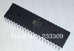 ATMEGA162-16PU ATMEGA162 Programmable Flash 8-bit Microcontroller chip 100% New Free Shipping