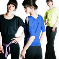 Whole sale yoga clothes set Spring and summer yoga dance clothing loose plus size yoga wear dance wear fashion yoga dance 152
