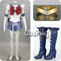 Cheap Sailor Moon Sailor Saturn Tomoe Hotaru Cosplay Costume
