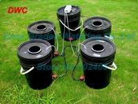 4 Cloner bucket.  20L cloner bucket. DWC. Hdroponics system. Free shipping