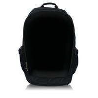 Plain Black 15.6 Inch Netbook / Notebook / Laptop Backpack Bag School Travel Sports Bag Bookbag