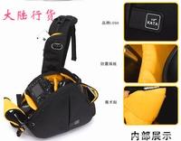 2014 New Arrival Sale Canvas British Kata Inkatha Dl-lt-315-b Shoulder Bag Chest Pack Professional Camera