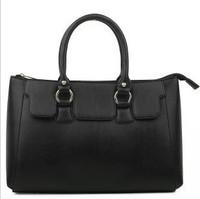 2013 hot sale female bag fashion vintage preppy style brief women's bags female handbag Free shipping