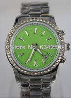 2013New color in the face three eyes large wholesale watches 6 color spot23