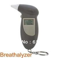 Prefessional Breathalyzer, Key Chain Alcohol Tester, Digital Breathalyzer, Alcohol Breath Analyze Tester