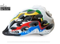 Brand New Road Bike Cycling Safety Honeycomb Shape Bicycle Adult Helmet 41 Holes Colorful