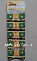 NEW 10 X   AG3 LR41 392 SR41SW alkaline battery