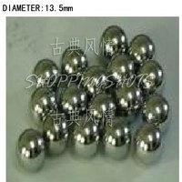 20 pcs Dia/Diameter 14 mm bearing balls Carbon steel bearings ball in stock