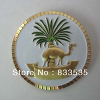 Free shipping  Custom Coin with Soft Enamel