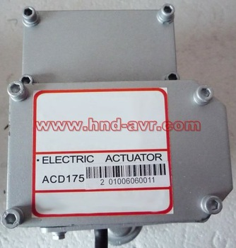 External Electronic Actuator ACD175 ACD175A-24V Generator Genset Controller