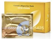 Crystal Collagen PILATEN Eye Mask Patch anti wrinkle anti aging moisture Eye Mask 10pairs/ Lot  Free shipping