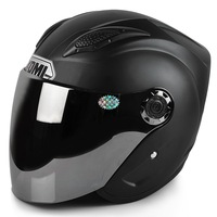 Motorcycle helmet electric bicycle helmet motorcycle helmet safety cap male Women