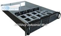 2u 6 hard drive hot plug hard drive dual cpu motherboard lengthen 2u computer case