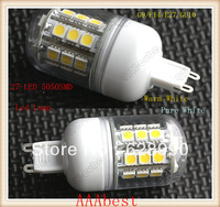 5050 Corn bulb 3W 27led led E27 E14 G9 GU10 YM04 220V/110V for home decoration show window energy saving bulb