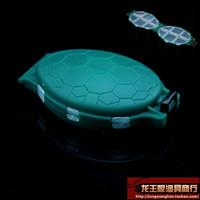0 u1 turtle taiwan small accessories blue box fishing tackle fishing tackle fishing tackle fishing supplies