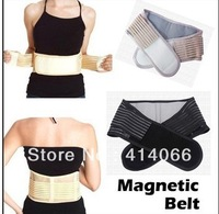 Health Care Magnetic Slimming Lower Back Support Waist Lumbar Brace Belt Strap Backache Pain Relief Free Shipping