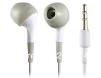 New S6 In-ear Earphones (Black.White)+ . free shipping