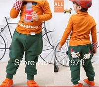 Harem pants children pants children spring Korean version of the new fist explosion models boy pants  free shipping