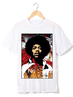 JIMI HENDRIX voodoo child man t shirt vintage fashion cotton 2013 new