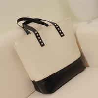 2013 autumn women's handbag vintage handbag cross-body shoulder bag large shopping bag
