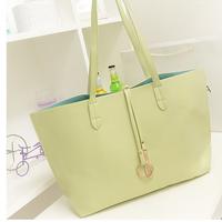Bags 2013 women's handbag ice cream shoulder bag casual all-match fashion messenger bag big bag