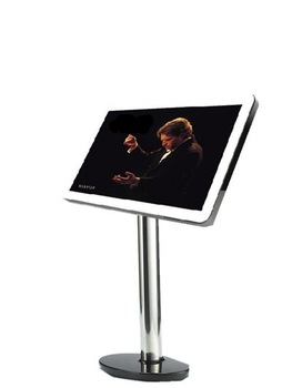 22 inch hagh density of infrared touch panel KARAOK touch screen,floor standing