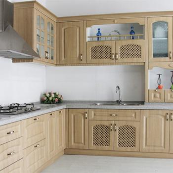 For kitchen cabinet rustic fashion kitchen cabinet modular kitchen cabinet hot-selling