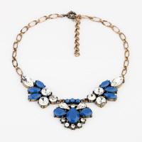 Fashion fashion accessories vintage brief short design pendant necklace