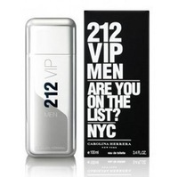Singapore Singapore Free Shipping!2013Hot sale 100% original packing top quality famous 212 100ML VIP silver Men perfume