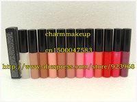 New arrival makeup  lip gloss ,12 different colors (12 pcs/lots)12pcs lipgloss free shipping