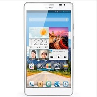 100% Original New arrival Android 4.1 Quad core HUAWEI Ascend mate 3G phone 6.1inch IPS 1.5Ghz 1GB+8GB 4050mAh battery