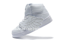 Best PriceFashion Man & Women Jeremy Scott Wings Shoes white silver jeremy scott wings sneakers white silver js wings shoes MW30