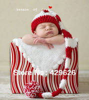 1 Pcs baby knitting cap Cotton Beanie Infant  cute baby Christmas hats 0182