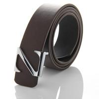 Wholesale new fashion classic Z- Man's belt Men's Belts Recruitment Agency B003 freeshipping