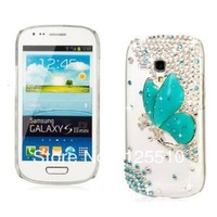3d Bling Gorgeous Angel Back Cover For Samsung Galaxy i8190 S3 Mini