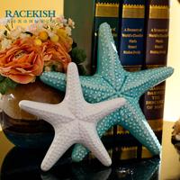 Fashion ceramic crack marine three-dimensional decoration home