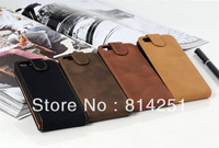 protection case phone holster antique phone case leather case for iPhone 5C  freeshipping by DHL50pcs /lot
