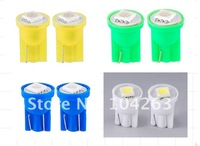Led Car lighting,T10 1SMD 5050,LED auto bulb AC6.3
