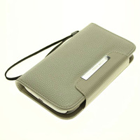 HKP ePacket free shipping For Samsung Galaxy grand duos i9082 back cover leather case Accessories Cell Phone Cases phone cases