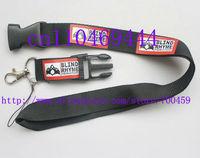 Wholesale  Hot 30pcs BLIND RHYME LOGO Phone Lanyard Key Chain Neck Strap lanyard Wholesale