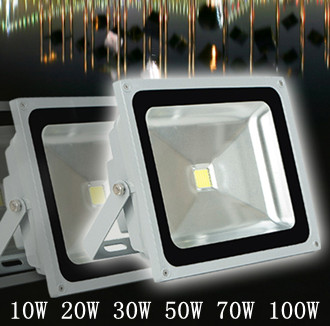 Led flood light led outdoor light garden lights lantern lawn lamp strightlightsstreetlights 20.30.50.70 . 100w