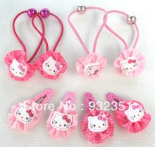 popular kitty hair clip