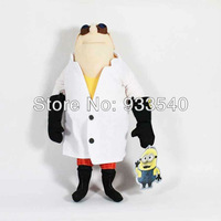 "Fashion Despicable Me Plush Toy Gru & 13"" Doctor Nefario Collectible Doll Rare,1pcs/pack"