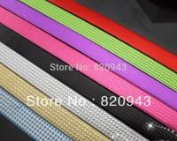 50 Stripes 8mm width 1m length   PU Leather Belt