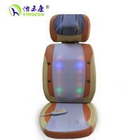 new arrival free shipping Yihekang yh-823 open back massage device neck cervical vertebra massage heated device