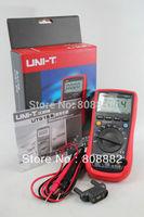 1pcs Uni T UT61A LCD Digital Multimeter AC DC Voltmeter Ohmmeter Ammeter Tester