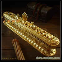 Buddhism supplies damings lucky line incense stove