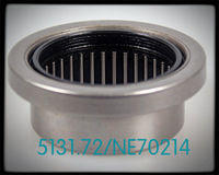 5131A6 /NE70214 peugeot 206 parts 47*53.098*25.5 needle roller bearing